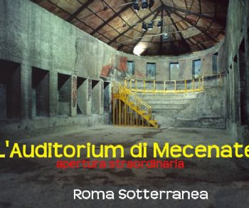 Visite guidate - L'Auditorium di Mecenate