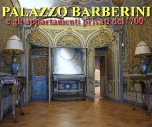 Visite guidate: Palazzo Barberini e gli appartamenti settecenteschi