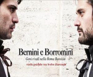 Visite guidate: Bernini e Borromini: geni rivali nella Roma Barocca