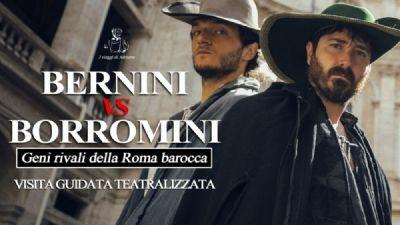 Visite guidate - Bernini Vs Borromini: geni rivali. Evento annullato