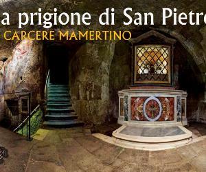 Visite guidate: Il Tullianum, la prigione di San Pietro