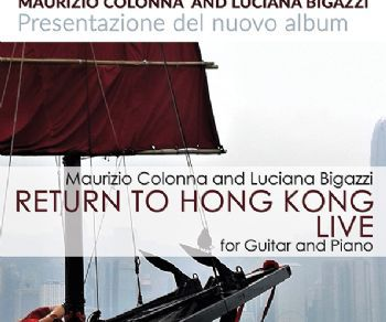 Concerti - Return to Hong Kong Live for guitar and piano