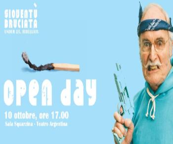 Spettacoli: Open day Dominio Pubblico