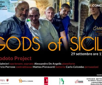 Concerti - Erodoto Project. Gods of Sicily