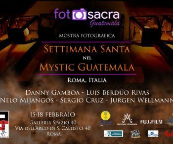 Gallerie - La Settimana Santa nel Mystic Guatemala