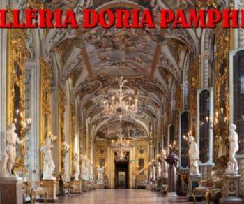 Visite guidate - Palazzo Doria Pamphilj e la galleria d'arte
