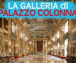 Visite guidate: Palazzo Colonna e la Galleria d'arte