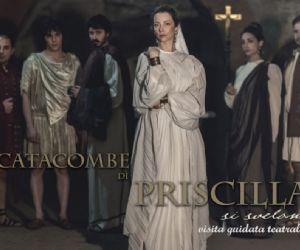 Visite guidate - Le Catacombe di Priscilla si svelano