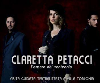 Visite guidate - Claretta Petacci: l'amore del ventennio