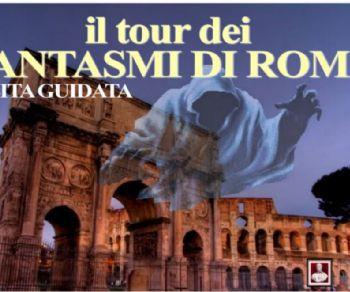 Visite guidate - Il tour dei fantasmi di Roma