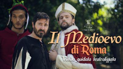 Visite guidate - Il Medioevo di Roma a Trastevere