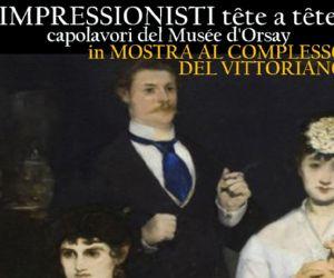 Capolavori del Musee d'Orsay al Complesso Del Vittoriano