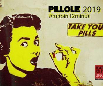Rassegne - Pillole 2019 #tuttoin12minuti