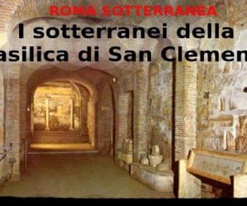 Visite guidate - Sotterranei della Basilica di San Clemente