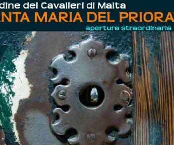 Santa Maria del Priorato all'Aventino e la Villa Magistrale dei Cavalieri di Malta
