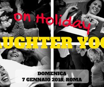 Corsi e seminari: Laughter Yoga on Holiday!