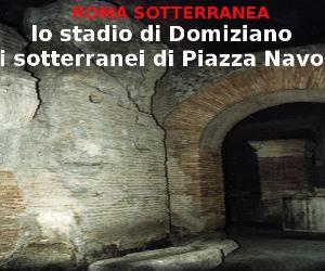 Visite guidate: I Sotterranei di Piazza Navona: lo stadio di Domiziano