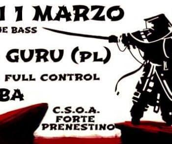 Concerti - RADIKAL GURU AL CSOA FORTE PRENESTINO