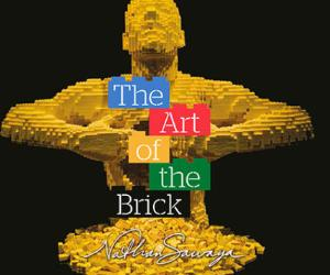 Mostre: The art of the brick