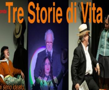 Spettacoli: Tre Storie di Vita