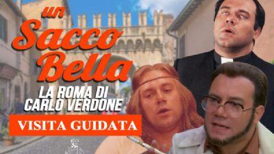 Visite guidate - Un sacco bella: la Roma di Carlo Verdone