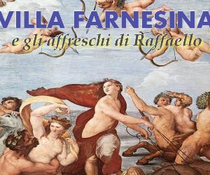 Visite guidate: Villa Farnesina e gli affreschi di Raffaello