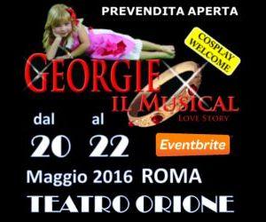 Lady Georgie il Manga Cult degli anni '80, finalmente rivive in teatro in un Musical emozionante