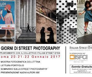 Altri eventi: Tre giorni di street photography