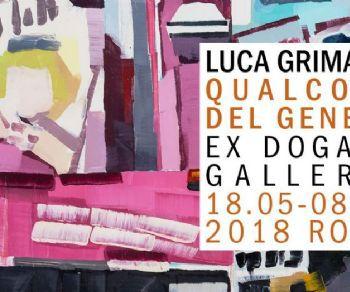 Personale di Luca Grimaldi