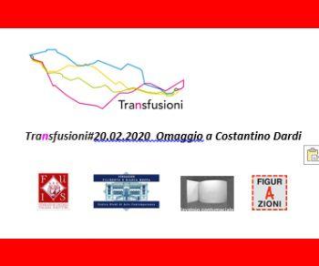 Mostre - Transfusioni#20.02.2020