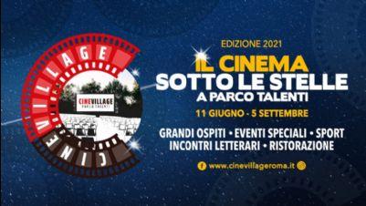 Rassegne - Al via il CineVillage Parco Talenti