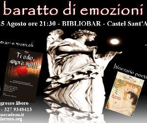 Recitals letterari e musicali a Castel Sant'Angelo