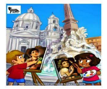 Bambini - A tu per tu con Bernini, Borromini e Caravaggio sulle ali del Barocco