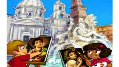Bambini e famiglie - A tu per tu con Bernini, Borromini e Caravaggio sulle ali del Barocco