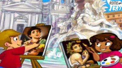 Bambini e famiglie: A tu per tu con Bernini, Borromini e Caravaggio sulle ali del Barocco