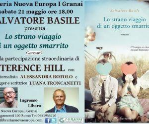 Salvatore Basile presenta il suo romanzo