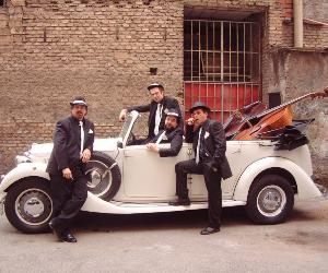 Concerti: The Bass Gang in concerto