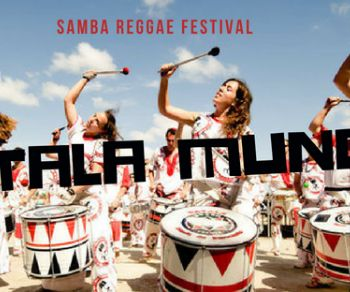 Spettacoli: Primo raduno samba-reggae mondiale