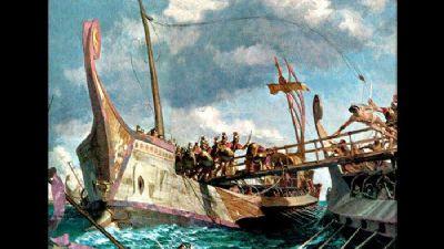 Bambini e famiglie - Il commercio e le navi sul Tevere dalla Roma Antica in poi