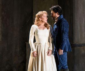 Lo spettacolo sarà proiettato nei cinema di Roma in diretta dalla Royal Opera House di Londra