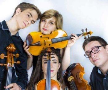 Concerti - Al Gonfalone il promettente Quartetto Elsa
