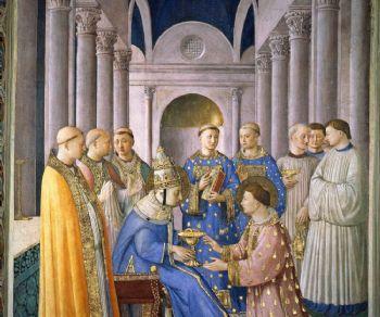Libri - Il Beato Angelico a Roma (1445-1455). Rinascita delle Arti e Umanesimo Cristiano nell'Urbe di Niccolò V e Leon Battista Alberti