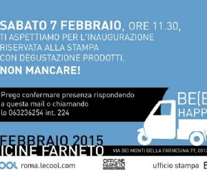 Il primo evento street food