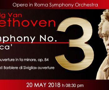 Magistralmente eseguiti dall'Orchestra Sinfonica di Opera in Roma