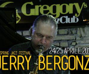 Concerti: Jerry Bergonzi Organ Trio