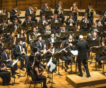 Concerti - Berkeley Wind Ensemble in concerto