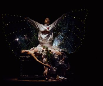 Locandina: Bianca e l'Olimp(ic)o a Centrale Preneste