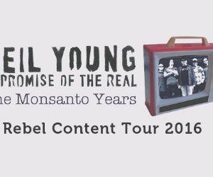Rebel Content Tour 2016
