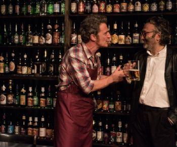 Atto unico in otto birre scritto e diretto da Tony Laudadio