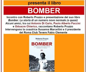 Libri: Bomber. La storia di un numero nove normale (o quasi)